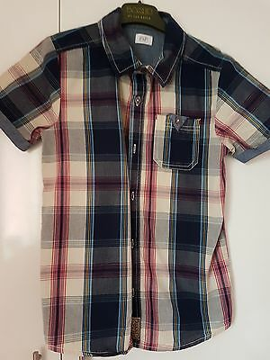 Boys F&F shirt age 9-10 years immaculate condition worn once