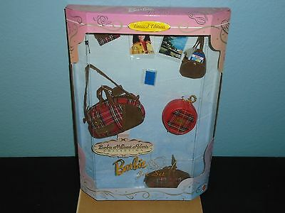 BARBIE Millicent Roberts Collection Fashion JET SET Limited Edition 1997 #17571