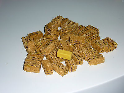 set of 44 straw imitation boots.1/32..Britains,Réplicagri..see pictures