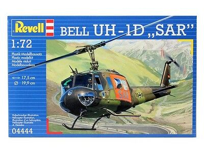 "Bell UH-1D /""SAR/"" Revell 1:72 Kit RV04444"