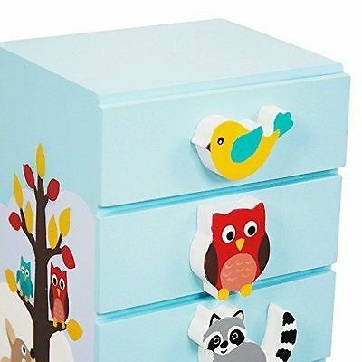 Primary Products Ltd - Coffre à Jouets Fantasy [TD-11733A] [Multicolore] NEUF