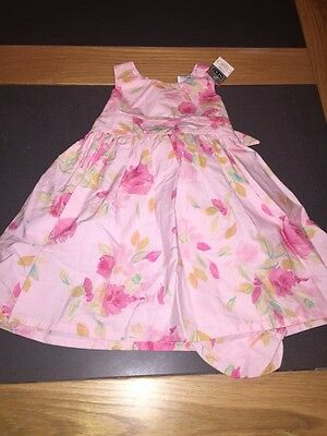 NEXT Summer Dress With Matching Knickers - 9-12 Months New With Tags
