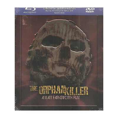 Blu Ray THE ORPHAN KILLER LIMITED STEELBOOK UNCUT