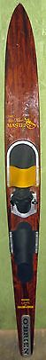 O'Brien Masters wood  slalom water ski exclusively for Cullum & Borden