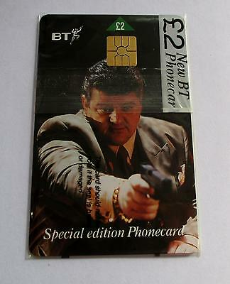 Bt / James Bond (A) / Mint Sealed Special Edition  Phonecard