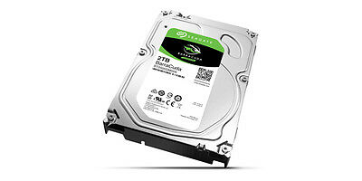 Seagate Barracuda ST2000DM006 2TB 3.5in Internal Hard Drive OEM - 134130