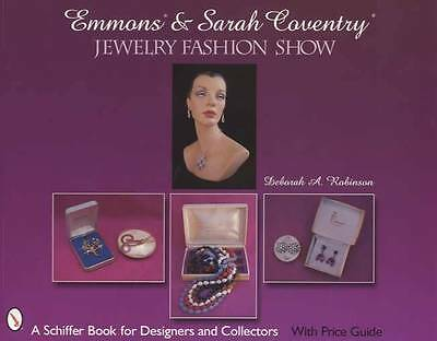 Vintage Emmons & Sarah Coventry Jewelry Collectors Guide 1949-1990s