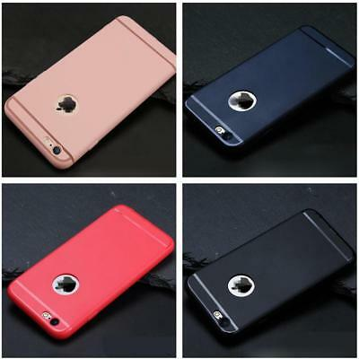 Soft TPU Protective Phone Case With Dustproof Plug For iPhone 5 6/6S 6 Plus