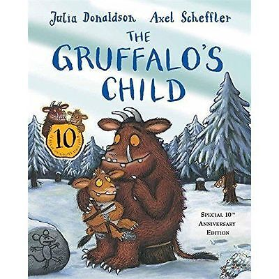 The Gruffalo's Child 10th Anniversary Edition, Donaldson, Julia, New Book