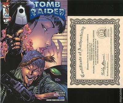 Tomb Raider (1999) #12GCBLUE VF