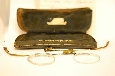 Vintage Spectacle Glasses.