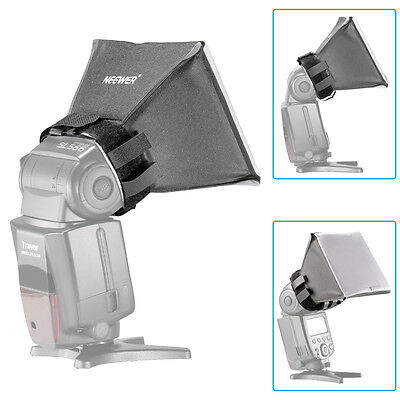 NEEWER Flash Light Diffuser Softbox for Canon 580EX 550EX 540EZ 430EX 420EX