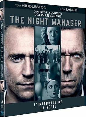 SPHE - The Night Manager Saison 1 Blu-ray NEUF