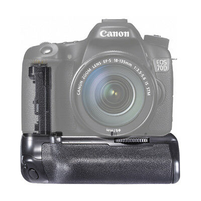 Neewer Battery Grip Holder (Replacement for BG-E14) for Canon EOS 70D 80D Camera