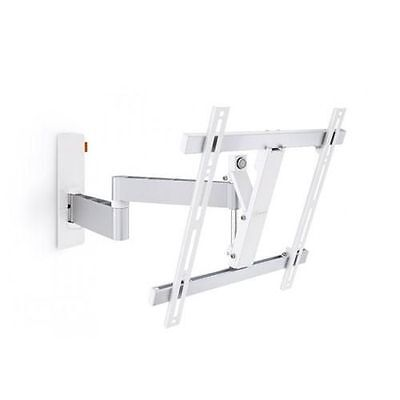 Vogel's - Support mural Wall 2345 Blanc Supp TV 2 Brass - WALL 2345 WHITE NEUF