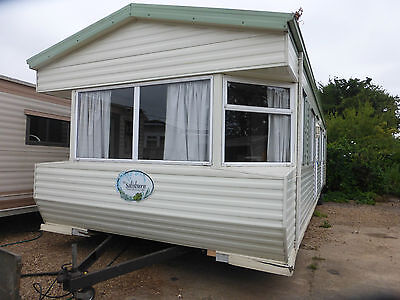 willerby home static caravan mobile home 38x12