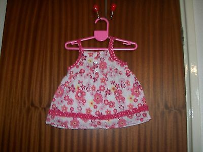 Baby Girs Summer Dress Age 3-6 Months From Matalan