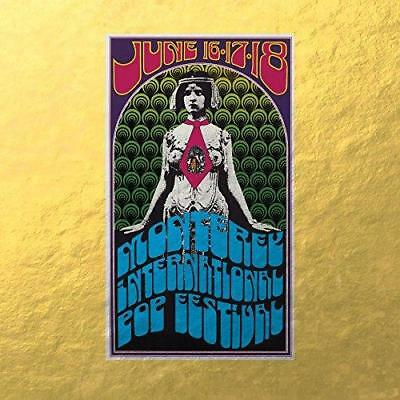 Iconic Performances From The Monterey Pop Festival - Various Artists (NEW CD)