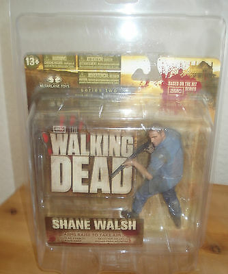 McFarlane Toys Series 2 The Walking Dead Shane Walsh Figure  NEU/OVP