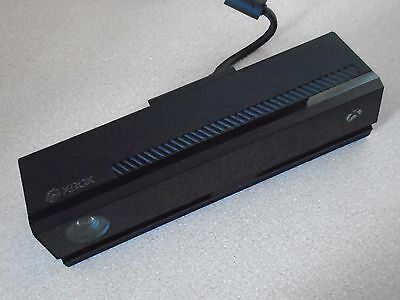 Official black Xbox One Kinect Sensor  XB1 1 kinnect motion camera connect