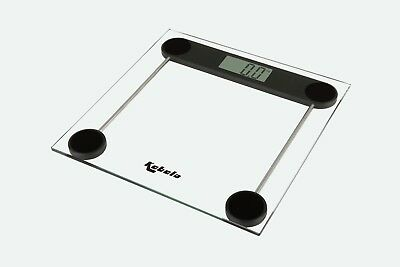 180 Kg Digital Electronic Glass Lcd Bathroom Body Weighing Scale Measuring Scale