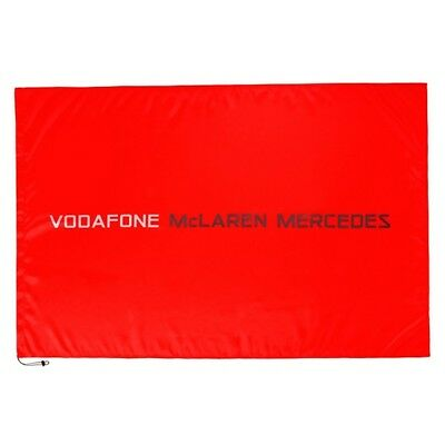 FLAG Formula Formel One 1 Vodafone McLaren Mercedes F1 Team Rocket Rot AT
