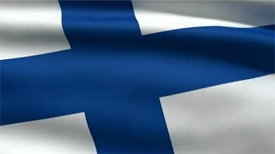 FLAG Flagge 5ft x 3ft Finland Finnish Raikkonen F1 1500 x 900 AT