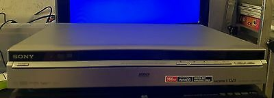 Sony RDR-HXD870 (160GB) DVD recorder/HDD- silver- serviced