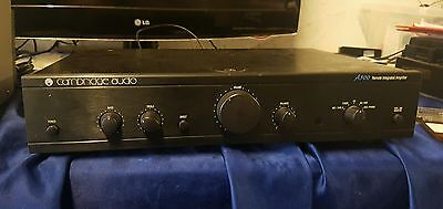 Cambridge Audio A500 Stereo Integrated Amplifier - serviced