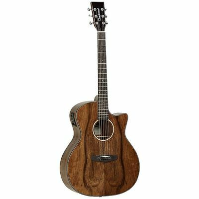 Tanglewood TVC X PW Exotic Electro Acoustic Guitar