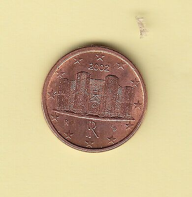 "France  1 Cent  2002  LU-K1   VF  ""Bastille""  low mintage  ................... H"