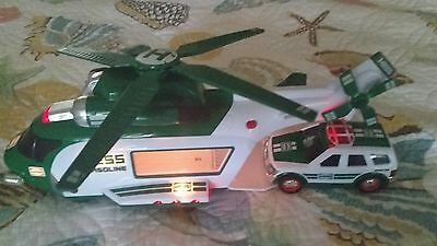 Hess Truck 2012 Helicopter Excellent Used Condition No Box