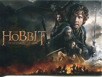 The Hobbit Battle Of Five Armies Complete 90 Card Base Set