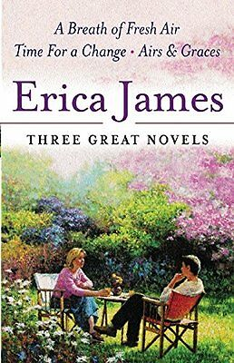 (Very Good)-Three Great Novels: A Breath of Fresh Air, Time for a Change, Airs a
