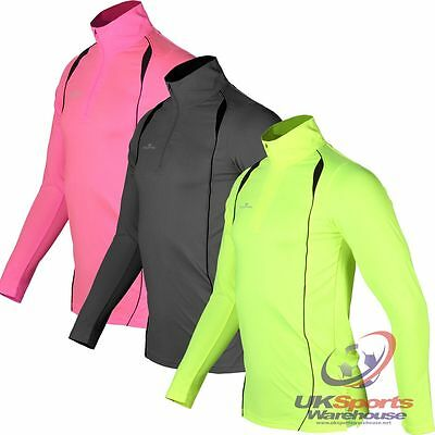 Precision Training Long Sleeved Turtle Neck Running Shirt