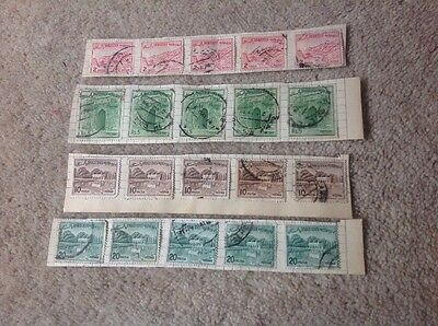 Pakistan Stamps