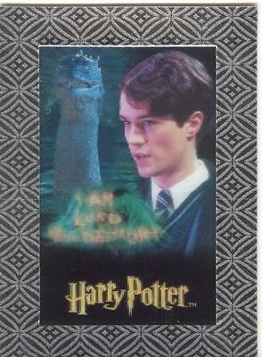 Harry Potter World Of Harry Potter 3D Series 1 Ultra Rare Chase Card UR2