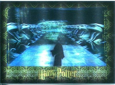 Harry Potter World Of Harry Potter 3D Series 1 Promo Card P5