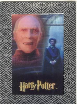 Harry Potter World Of Harry Potter 3D Series 1 Ultra Rare Chase Card UR1