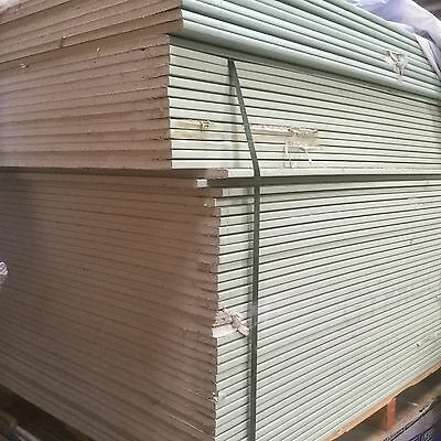 """Plasterboard 30 Sheets Of 8'0 x 4'0""""x 1/2"""""""