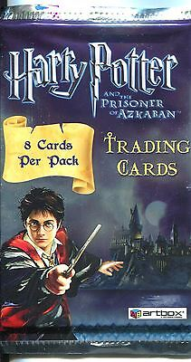 Harry Potter Prisoner Of Azkaban  Factory Sealed Retail Packet / Pack