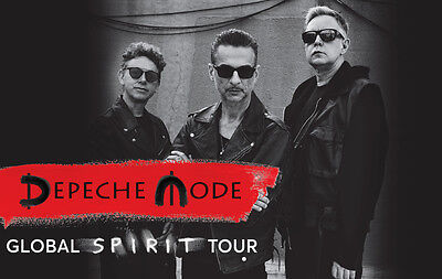 Depeche Mode - Live in Köln - 15.01.2018 - FOS (Front of Stage Tickets)
