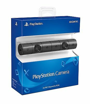 Sony PlayStation 4 Camera Version 2.0 (PS4 & VR) - CUH-ZEY2 - New in Box!