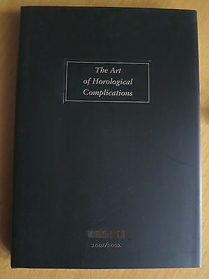 WEMPE 2001/2002 - The Art of Horological Complications - Catalog