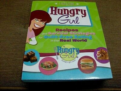 Hungry Girl: Recipes & Survival Strategies for Guilt-Free Eating