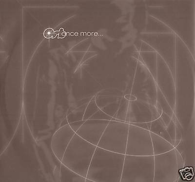 """Orb ~ Once More... (Remixes) ~ 2001 Uk 3-Track """"promo Only"""" 12"""" Single + P/s"""