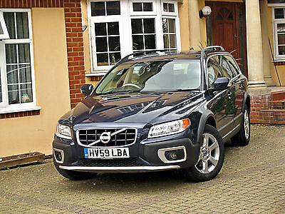 2009/59 Volvo Xc70 2.9 T6 Twin Turbo Rare 1 Off In Country 285 Bhp Leather D5