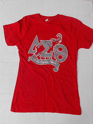 New Delta Sigma Theta T Shirt Size Small