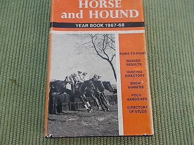 Horse And Hound Year Book 1967 - 68