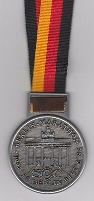 Orig.Medaille / Finisher Medaille   37.BERLIN (Deutschland) MARATHON 2010 !! TOP